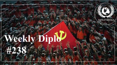 Weekly Diplo #238: semaine du 28 juin au 4 juillet
