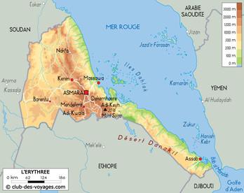L'Erythrée seule au monde. Vraiment ?