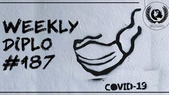 Weekly Diplo #187 (semaine du 6 au 13 avril)