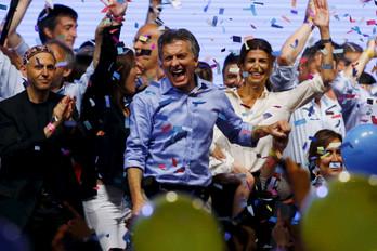 Argentine : Mauricio Macri, le nouveau Messie ?