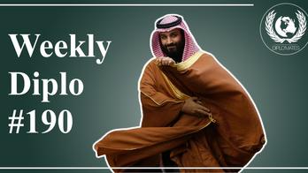Weekly Diplo #190 (semaine du 27 avril au 4 mai)