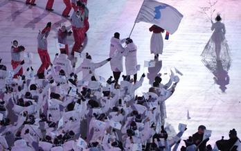 Pyeongchang : des Jeux olympiques très politiques