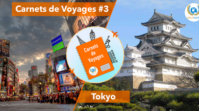 Carnets de Voyages #3 : Tokyo, ville des empereurs