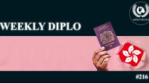 Weekly Diplo #216: semaine du 25 au 31 janvier