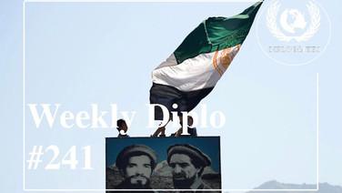 Weekly Diplo#241: semaine du 30 août au 5 septembre