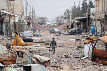 Syrie : récit d'un conflit dans l'impasse