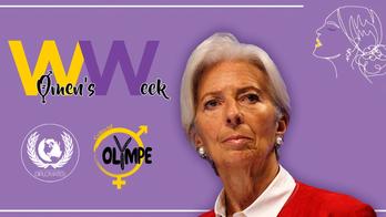 Christine Lagarde, un parcours d'exception