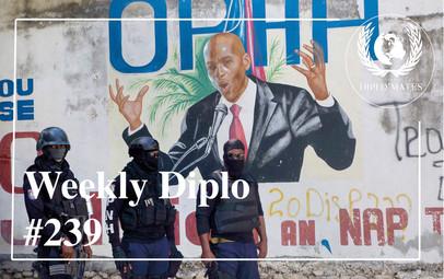 Weekly Diplo #239: semaine du 5 au 11 juillet
