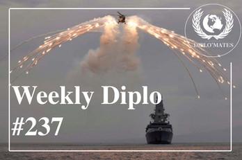 Weekly Diplo #237: semaine du 21 au 27 juin