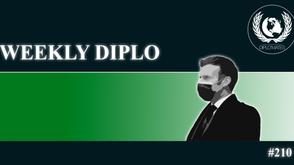 Weekly Diplo #210 : semaine du 14 au 21 décembre