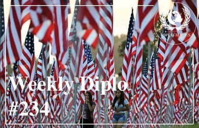 Weekly Diplo #242: semaine du 6 au 12 septembre