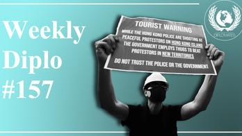 Weekly Diplo #157 (semaine du 26 août au 1er septembre)