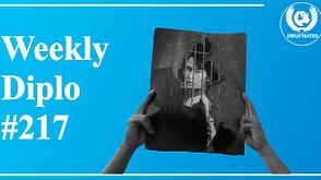 Weekly Diplo #217: semaine du 1er au 7 février