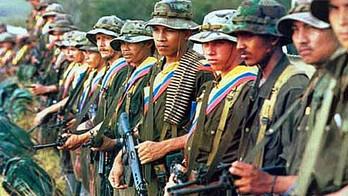 Les FARC: une guérilla colombienne (1/2)