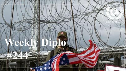 Weekly Diplo #244: semaine du 20 au 26 septembre