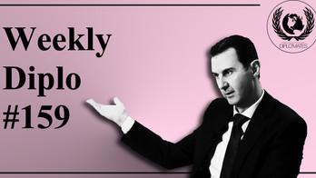 Weekly Diplo #159 (semaine du 9 au 15 septembre)
