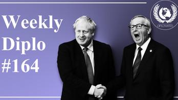 Weekly Diplo #164 (semaine du 14 au 20 octobre)