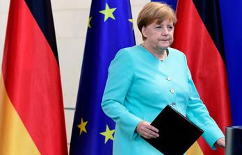 Vers la fin de l'ère Merkel ?