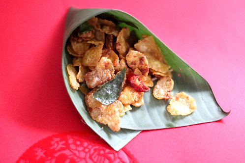 Salted Egg Spicy Cornflakes