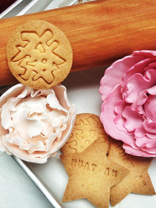 Huat Huat Cheese Cookies