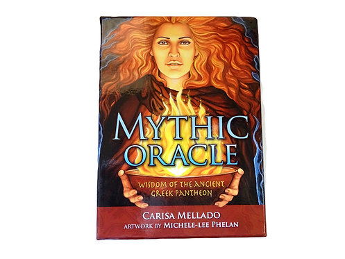 MYTHIC ORACLE CARDS