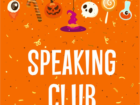 Speaking club!