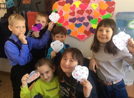 Valentine's Day в Ногликах