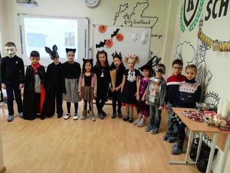 Halloween в КАБЕН СКУЛ