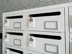 専用郵便受けは当たり前の便利さを提供