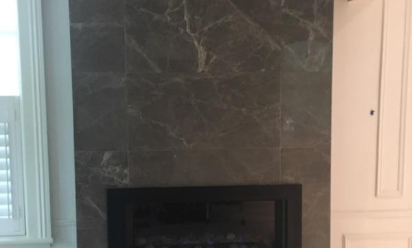 Valor L1 Linear fireplace