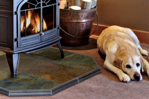 By The Fire - Customization Hearth Pads