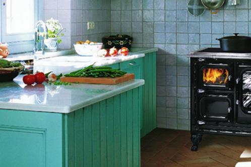 HEARTHSTONE Deva Cook stove