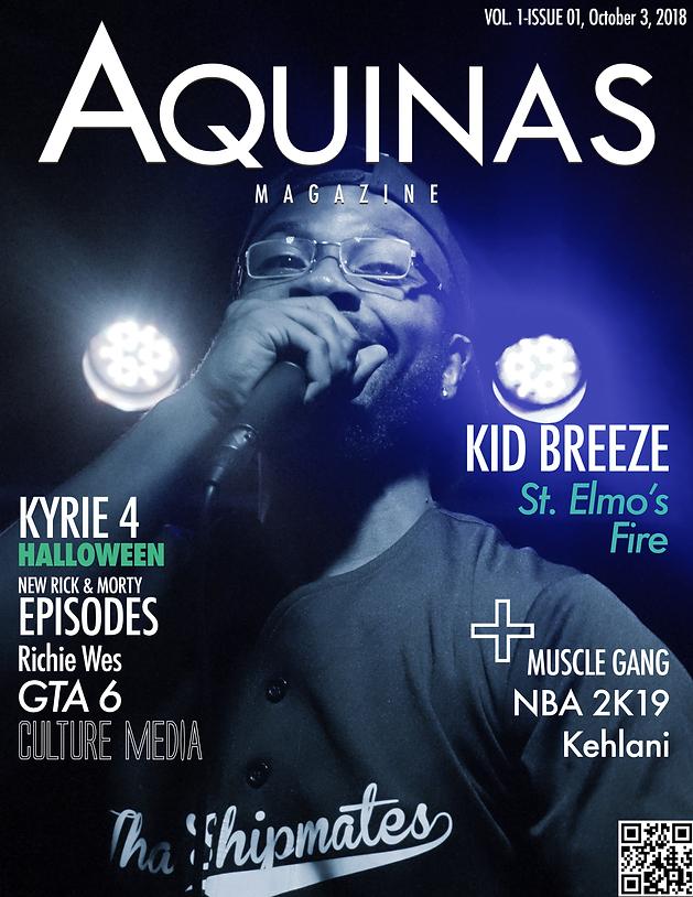 Aquinas Magazine Vol 1.png