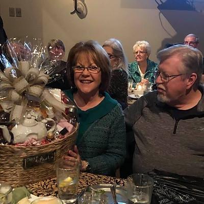 Dave & Paula Surprise Dinner