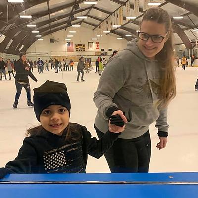 4:13 Youth Group Ice Skating