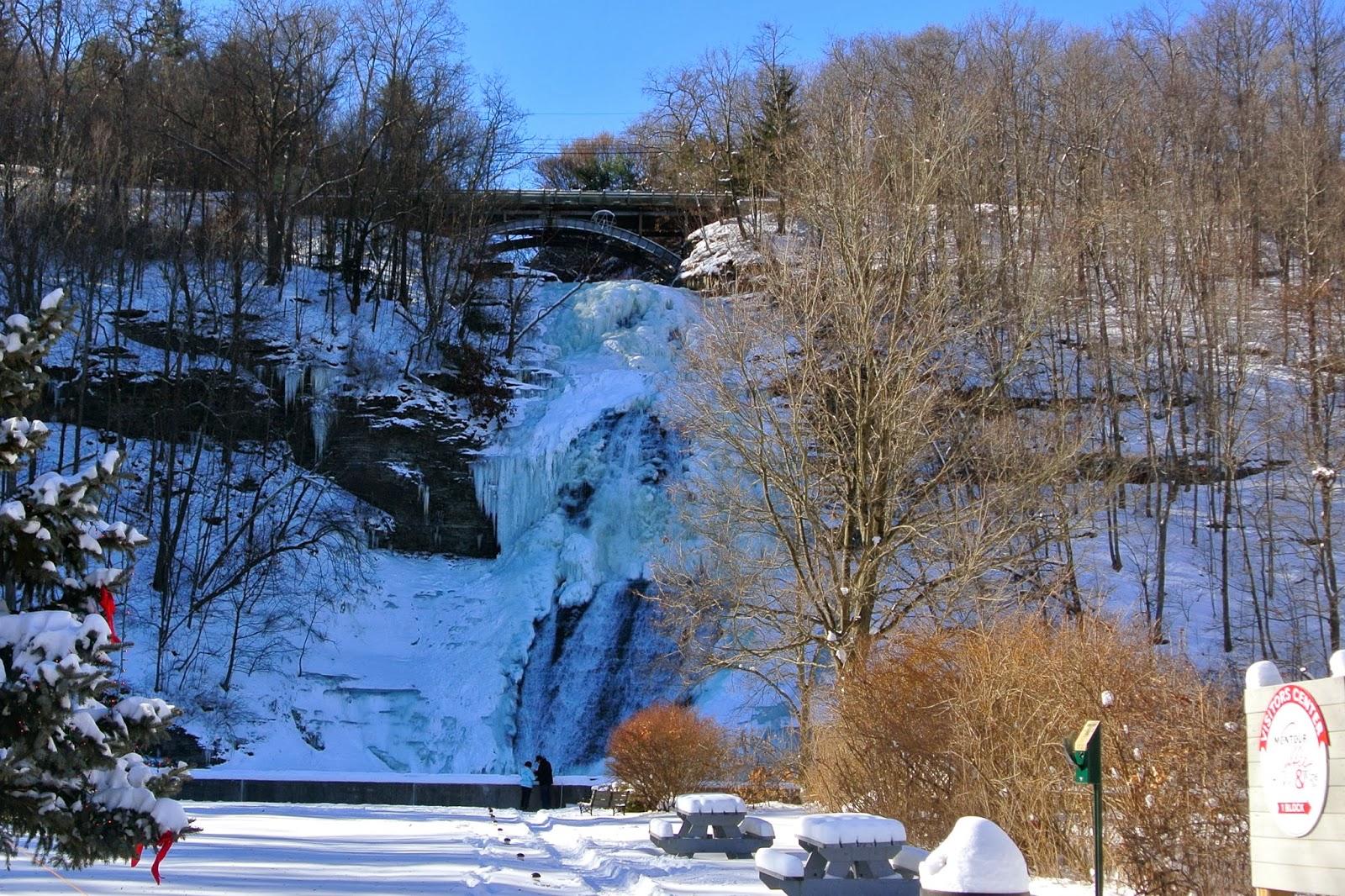 Shaquaga Falls