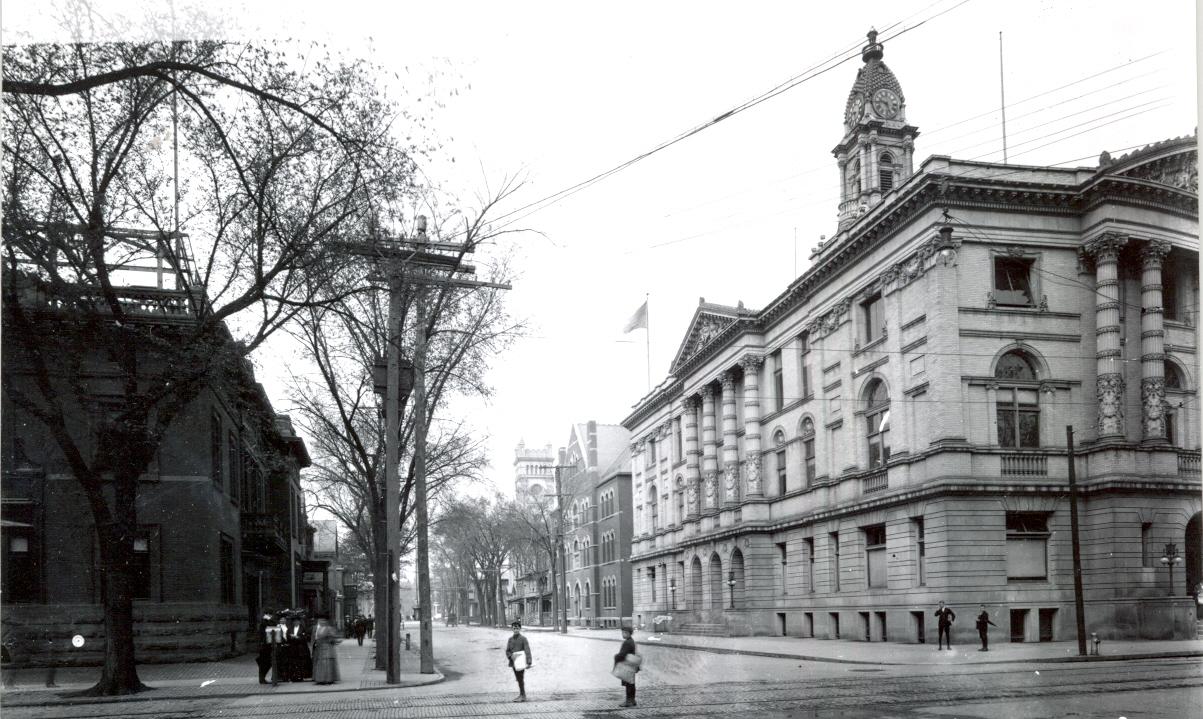 Elmira City Hall