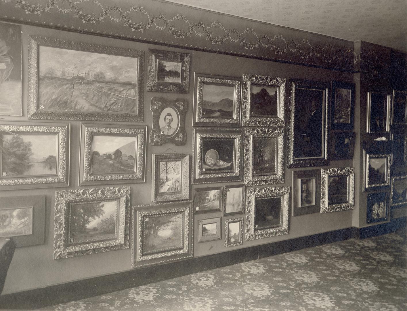 Arnot Art Musem Gallery