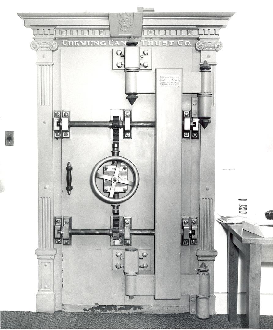 CCHS Bank Vault