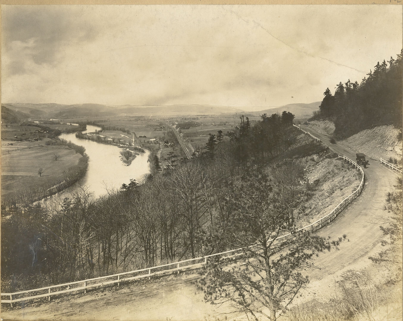 View of Chemung River