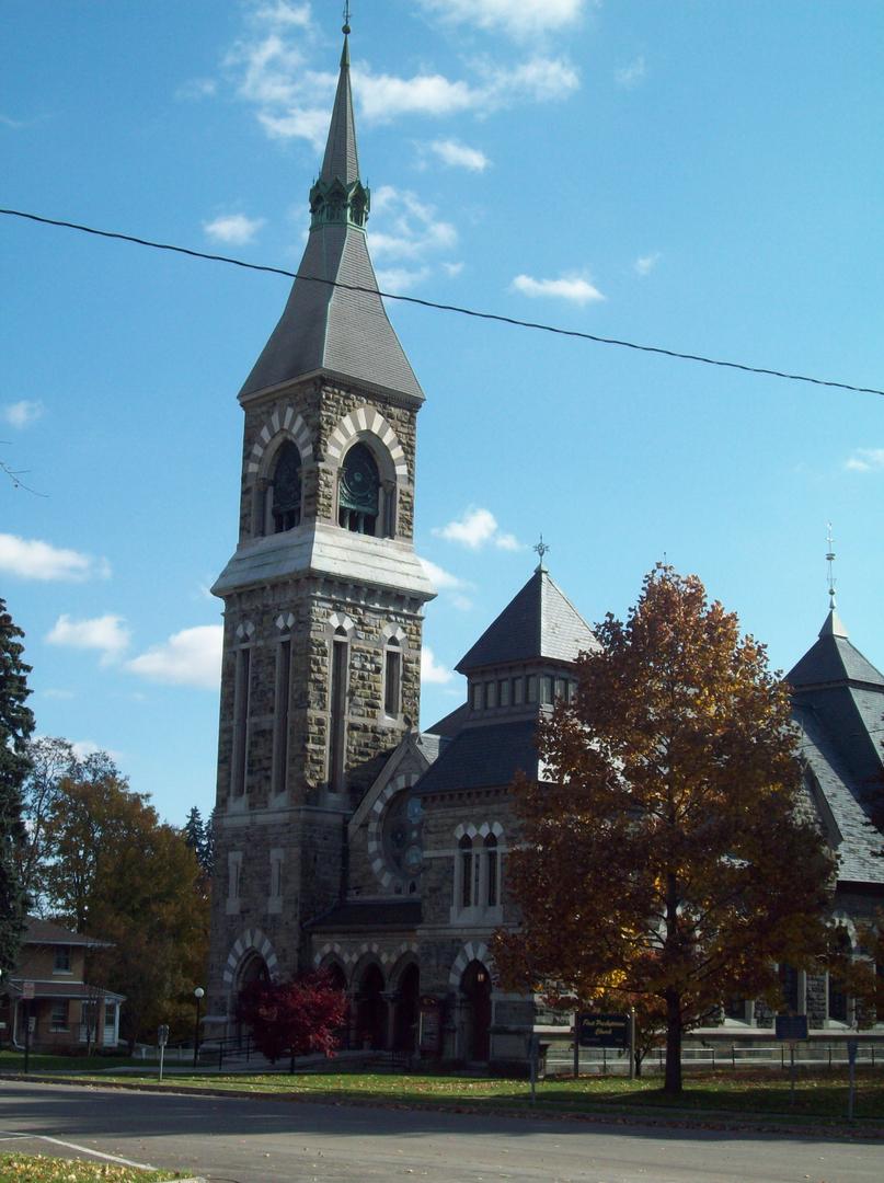 1st Presbyterian Church- Bath, NY