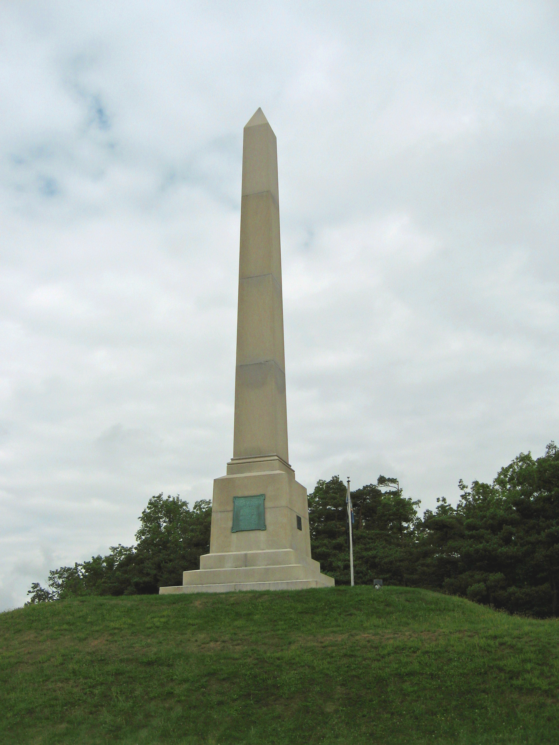 Battle of Newtown Monument
