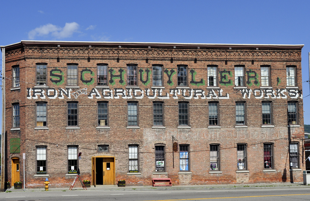 Schuyler Iron and Agricultural Works