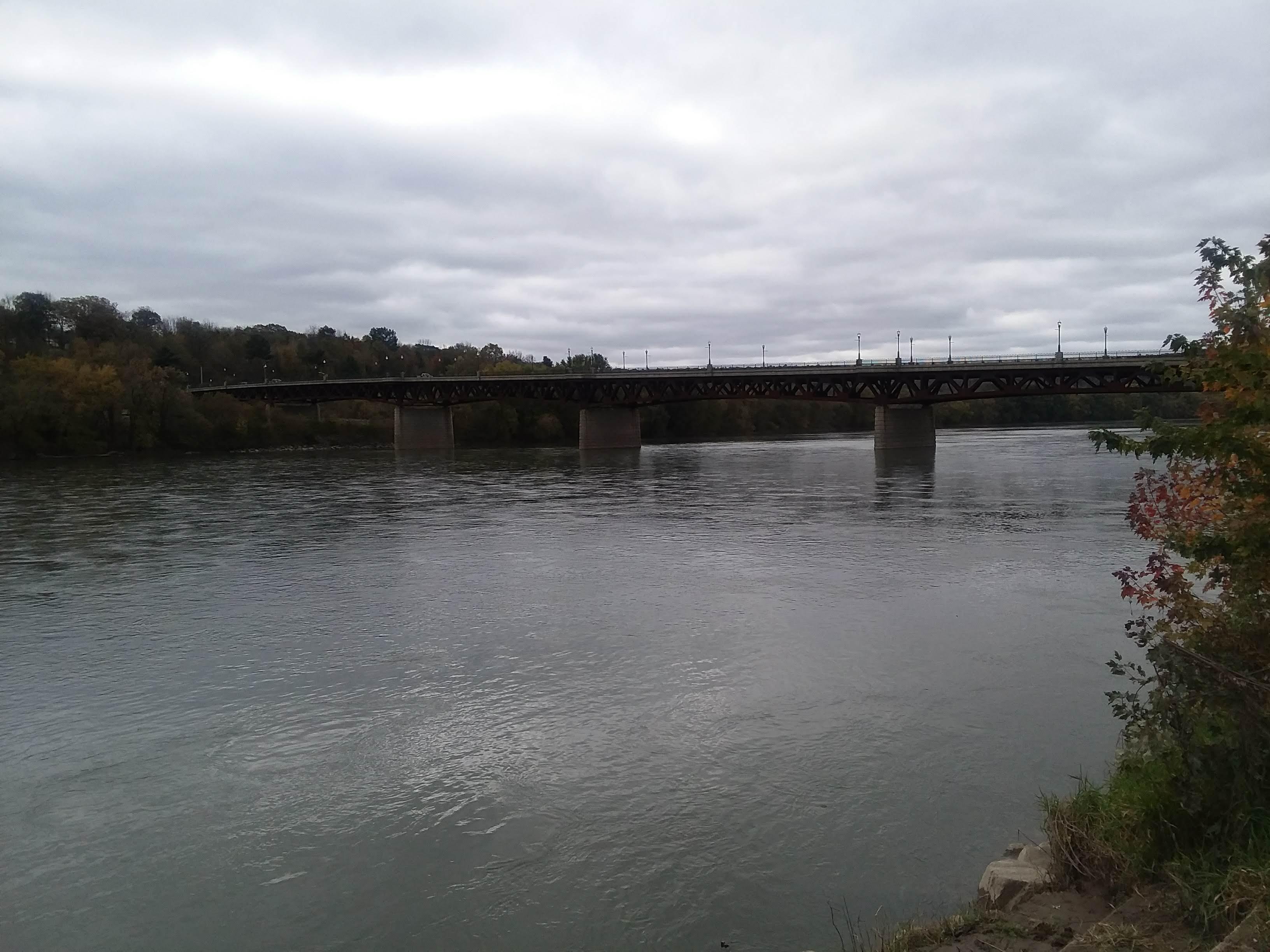 Owego River Walk2