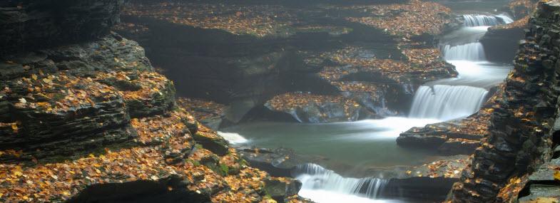 Gorge Trail Watkins Glen