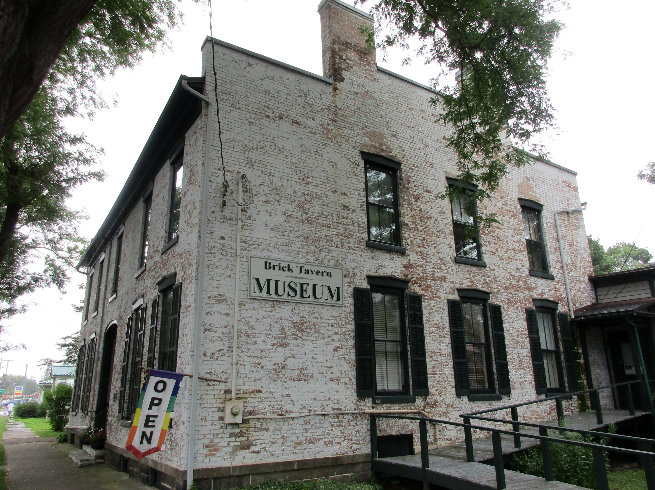 Brick Tavern Museum