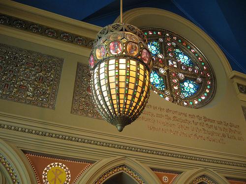 Tiffany Design, Interior