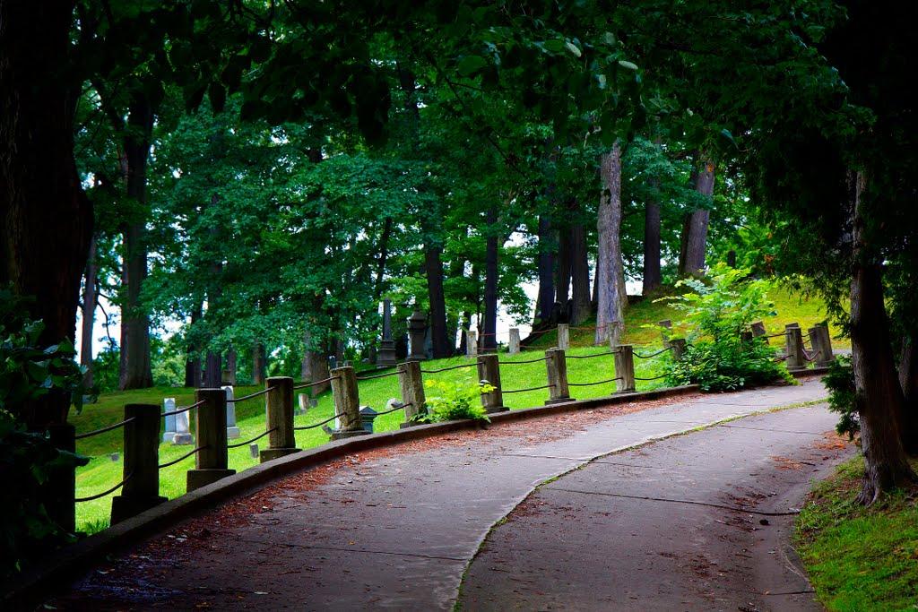 Woodlawn Cemetery Elmira, NY