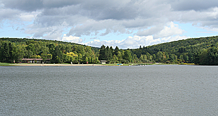Lake Erin, Park Station