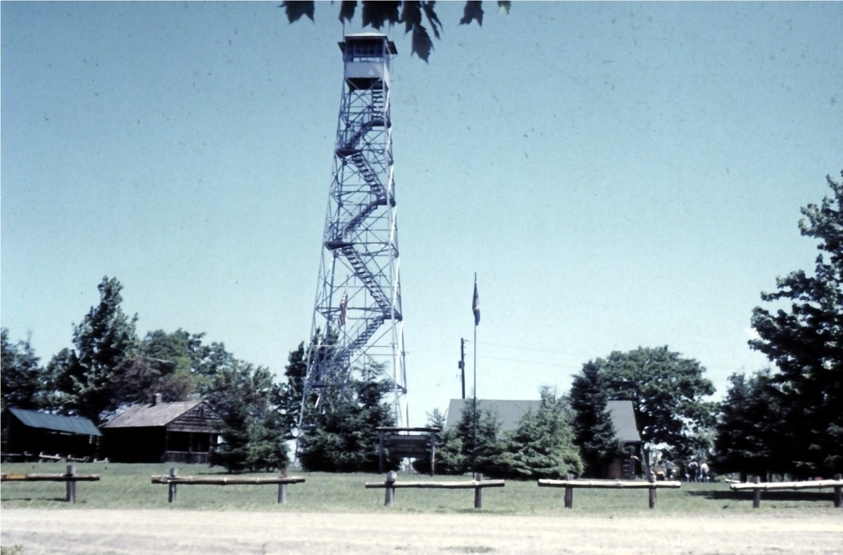 Sugar Hill Fire Tower